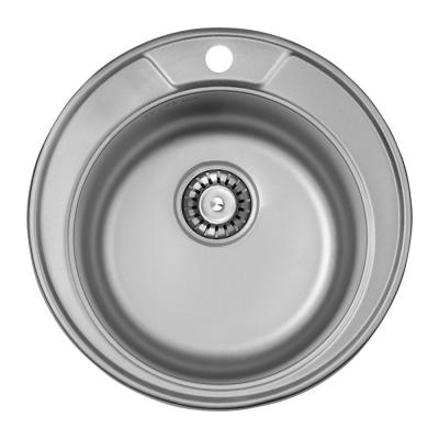 Кухонная мойка ULA 7104 U Satin (ULA7104SAT08)