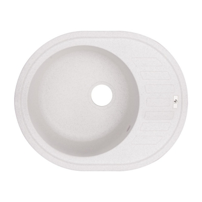 Кухонная мойка GF 620x500/200 WHI-01 (GFWHI01615500200)