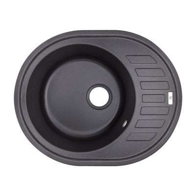 Кухонная мойка GF 620x500/200 BLA-03 (GFBLA03615500200)