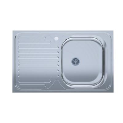 Кухонная мойка UA 5080-R Decor (UA5080RDEC04)