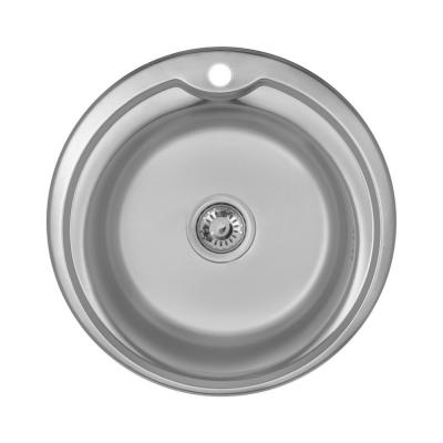 Кухонная мойка Imperial 510-D Polish (IMP510D06POL)