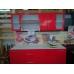 Кухня Барселона МДФ 2.2м Красная