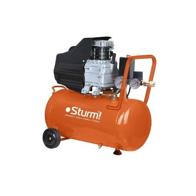 Воздушный компрессор (1500Вт, 50л) Sturm AC93155