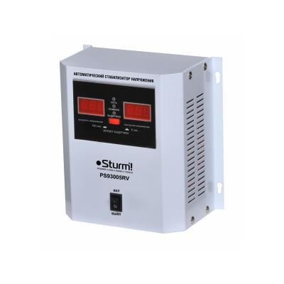 Стабилизатор напряжения релейный 500 ВA Sturm PS930051RV