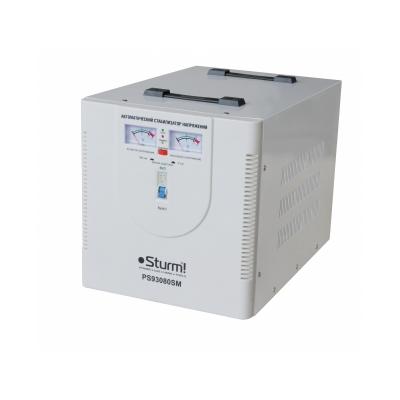 Стабилизатор напряжения, сервопривод Sturm 8000 ВA PS93080SM
