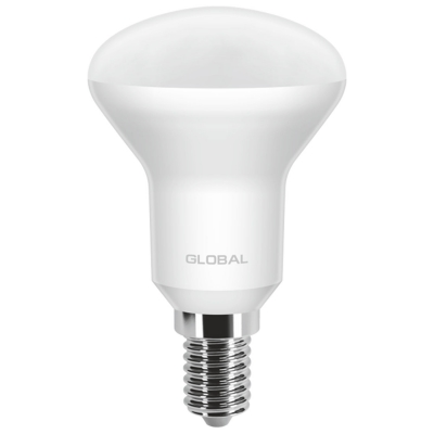 Светодиодная лампа GLOBAL R50 5W E14