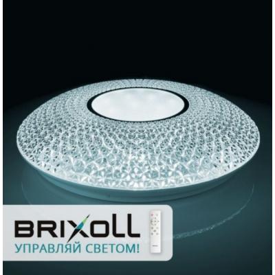 Светодиодная LED люстра SMART-светильник настенно-потолочный накладной BRIXOLL CNT-70W-09