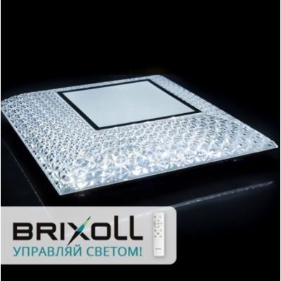 Светодиодная LED люстра SMART-светильник настенно-потолочный накладной BRIXOLL CNT-70W-14