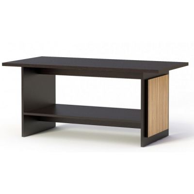 Журнальный столик Мебель Сервис Каспиан ДСП венге