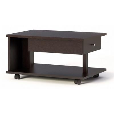 Журнальный столик Мебель Сервис Флорида ДСП венге