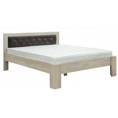 Деревянная двуспальная кровать Мебель Сервис Стронг