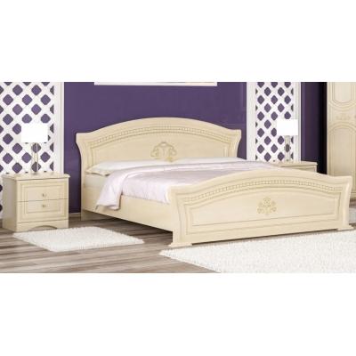 Двуспальная кровать Мебель Сервис Милано МДФ