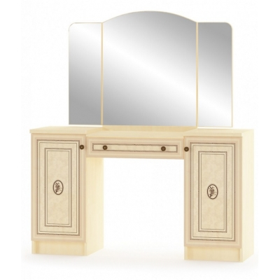Туалетный столик Мебель Сервис Флорис ДСП клен