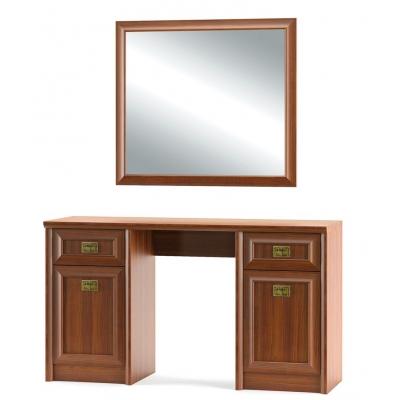 Туалетный столик Мебель Сервис Дублин ДСП вишня портофино