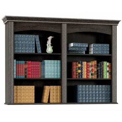 Пенал-надставка 1650 Мебель Сервис Бристоль ДСП дуб шефилд
