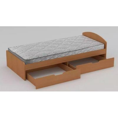 Односпальная кровать Компанит 90+2
