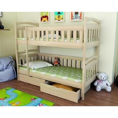 """Детская двухъярусная кровать-трансформер """"Даниэль"""""""