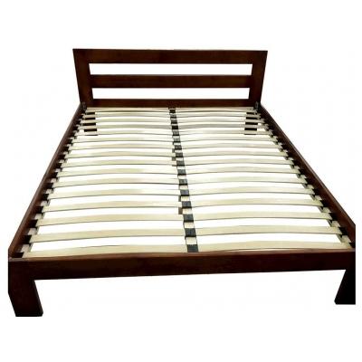 Кровать двухспальная деревянная Классик