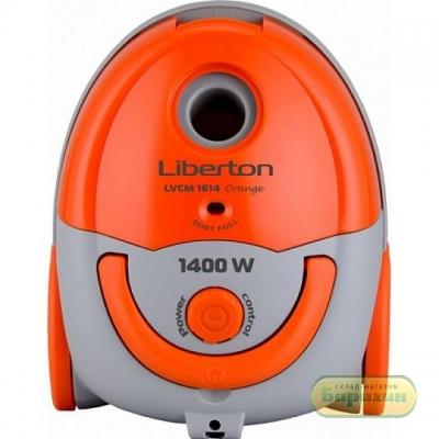 Пылесос Liberton LVCM 1614 Orange 1400Вт