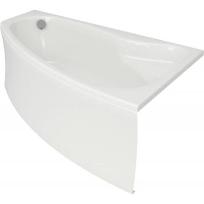 Ванна асиметрична SICILIA NEW 170Х100 права з кріпленням