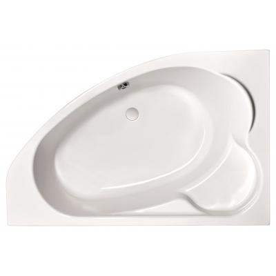 Ванна асиметрична KALIOPE 170X110 ліва з кріпленням