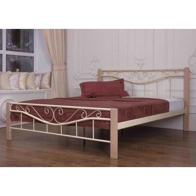 Кровать кованая Эмили  ТМ Melbi