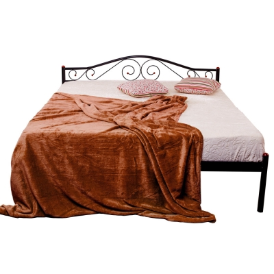 Кровать кованая Элис ТМ Melbi 140*200